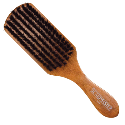Scalmpaster Mahogany Wave Brush Sc2204 Rubinov S