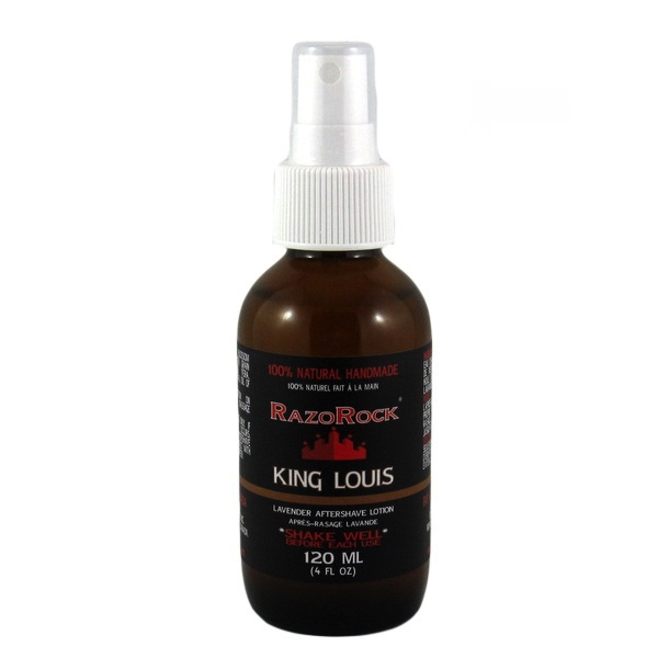 RAZOROCK KING LOUIS AFTERSHAVE