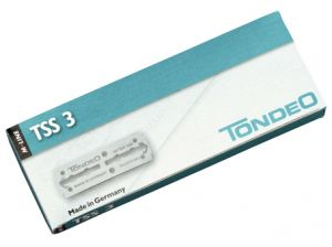 Tondeo_TSS3_Razor_Blades_for_Haircutting_Shaving