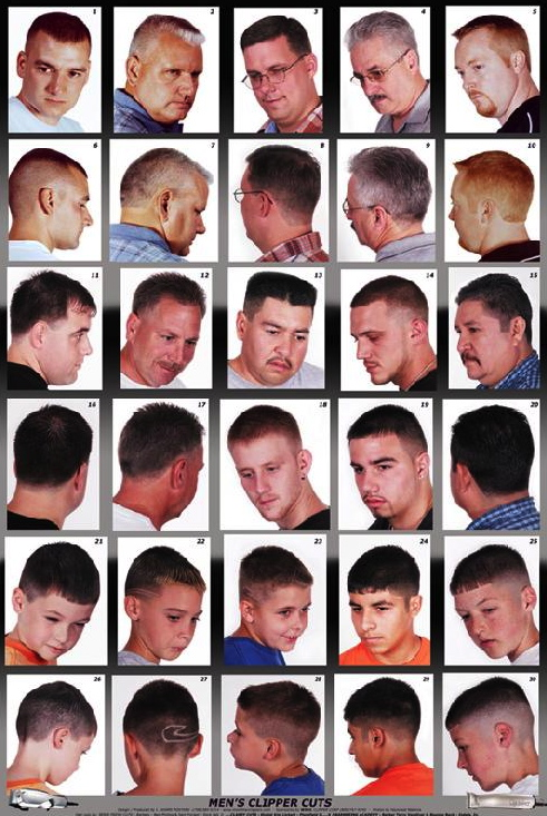 Images Of Barbershop Style Charts Spacehero