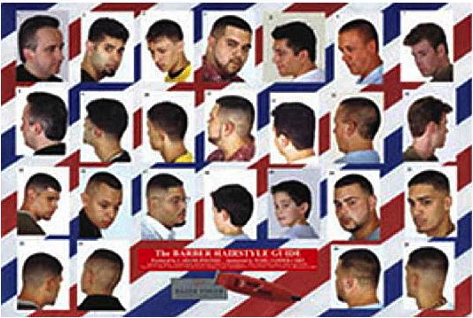 Barber Guide : The Barber Hairstyle Guide 2013 newhairstylesformen2014.com