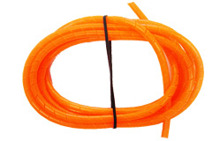 twis les electrical cord cover detangler orange rubinov 39 s. Black Bedroom Furniture Sets. Home Design Ideas